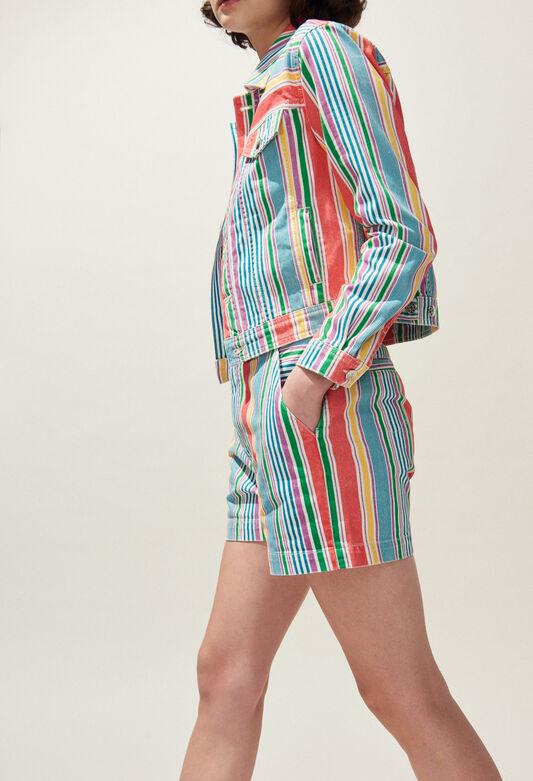 VACANCES : Blousons Vestes & Manteaux couleur MULTICO