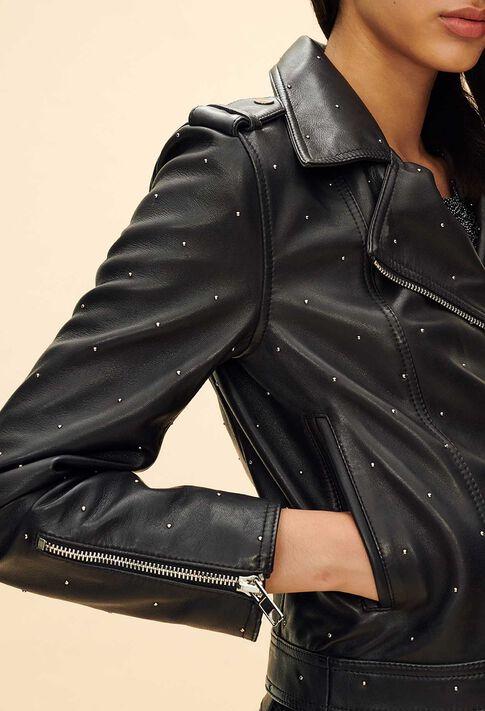 CALI : Les Vestes & Manteaux couleur Noir