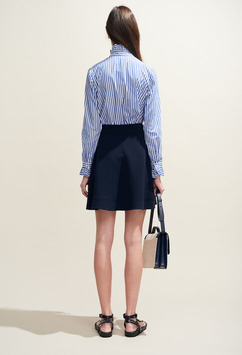 SEYA : Skirts & Shorts color Navy