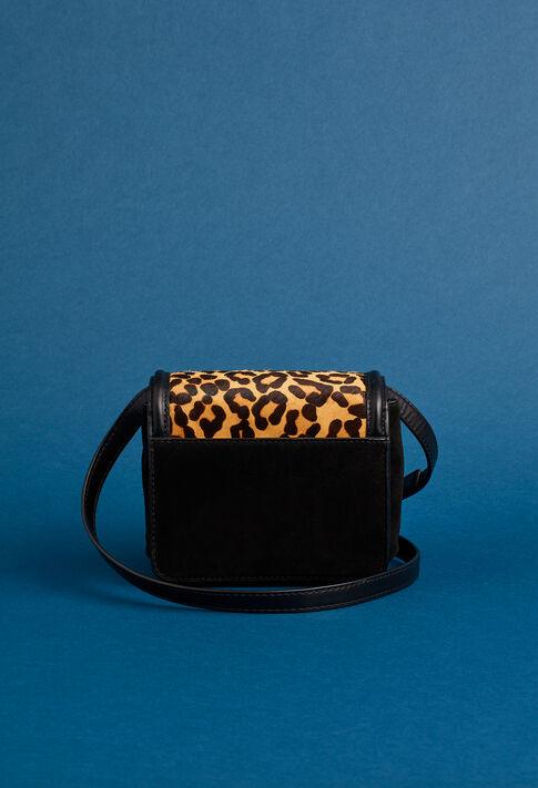 ANGELA SMALL STUD : Les Chaussures & Accessoires couleur Leopard