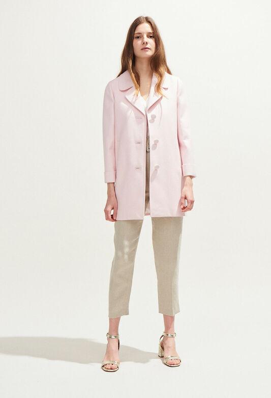 GLENN BIS : Coats & Jackets color ROSE