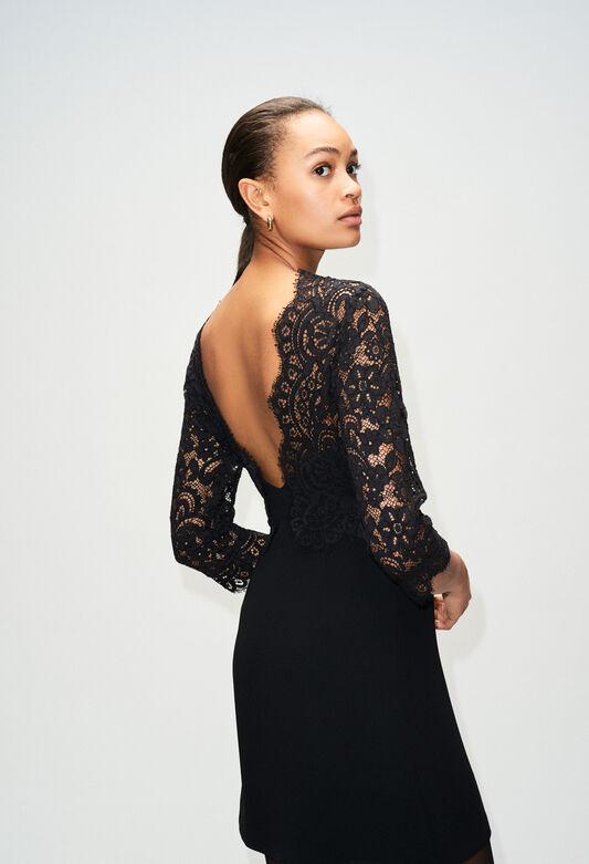 RELIQUEH19 : Dresses color BLACK