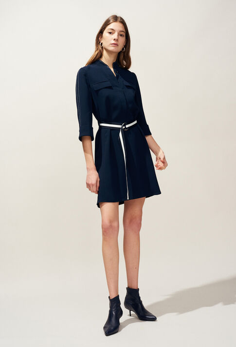 RECORD : Must-have color Navy