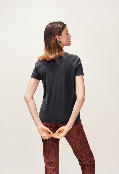 TORMENTO : T-shirts color Black