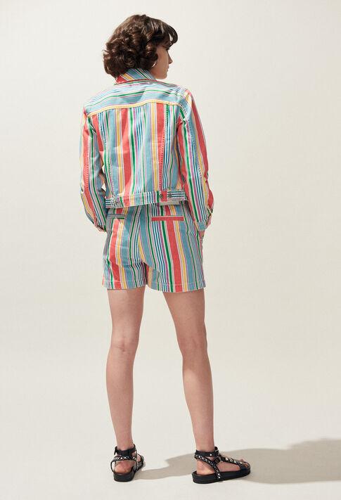 VACANCES : Blazers, Jackets & Coats color MULTICO