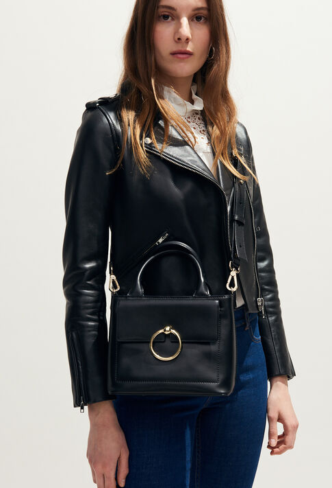 ANOUCK SMALL : Bags & Leather Goods color Noir