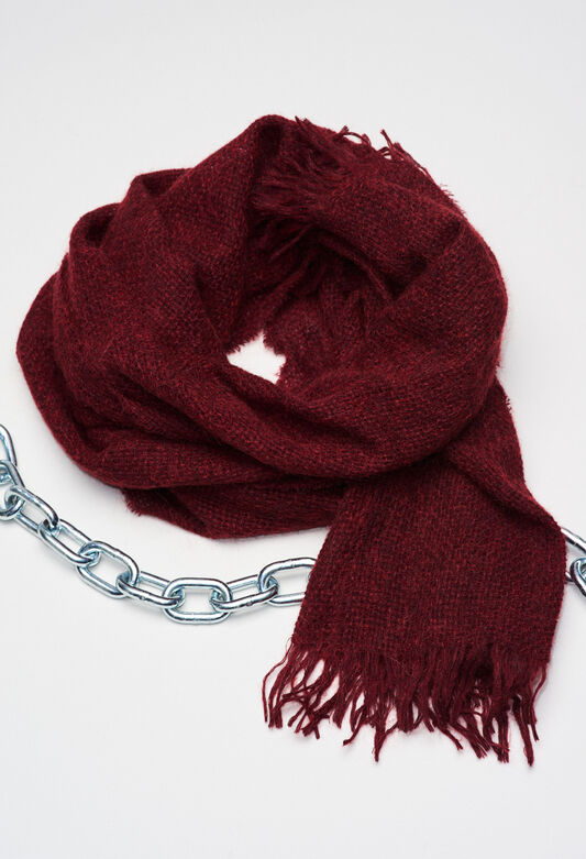 ALTALUNAH19 : Scarves color VELVET