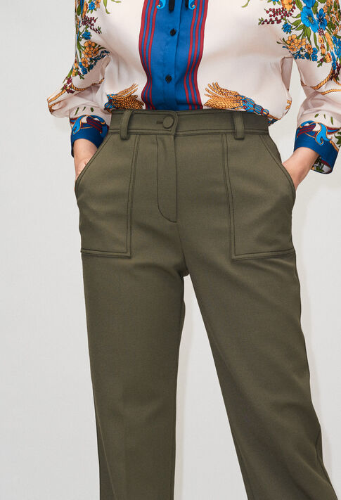 PABLITOH19 : Jeans & Pants color KHAKI