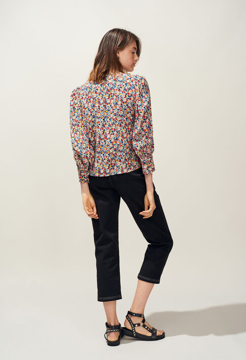 BERTY : Tops et Chemises couleur Multico