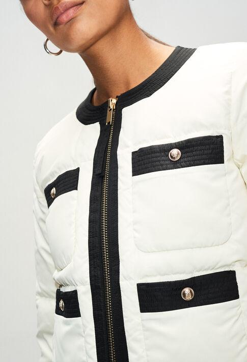 GIGIAH19 : Coats & Jackets color VANILLA