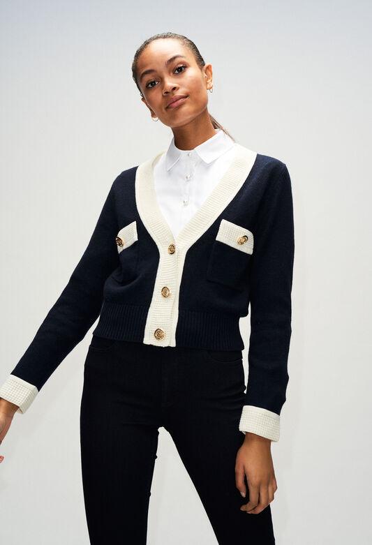MINIH19 : Knitwear & Cardigans color NAVY