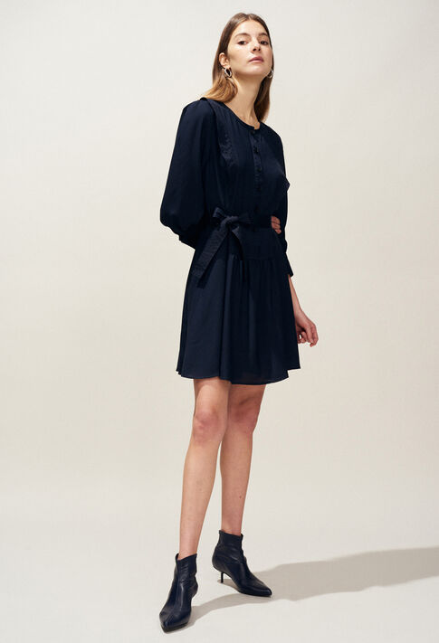 RIHANE : Dresses color Navy