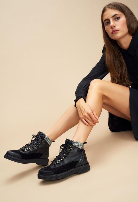 ALERTE : Les Chaussures & Accessoires couleur Noir
