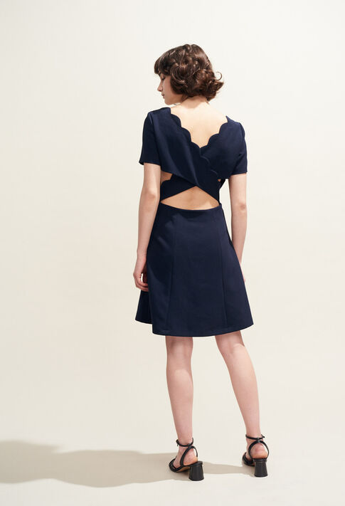 REMI : Robes couleur Marine