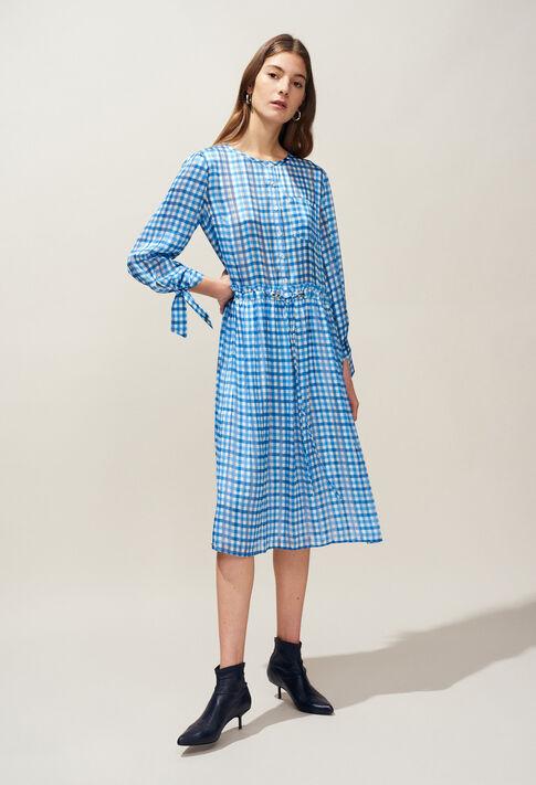 REINETTE : Robes couleur Bleuet