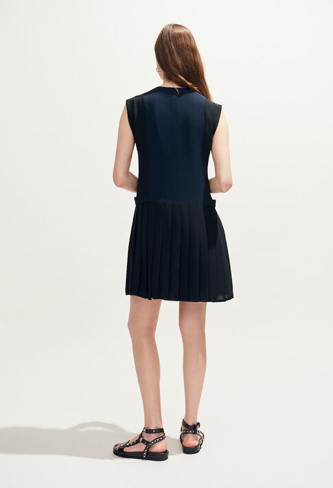 RAHIM : Dresses color Navy