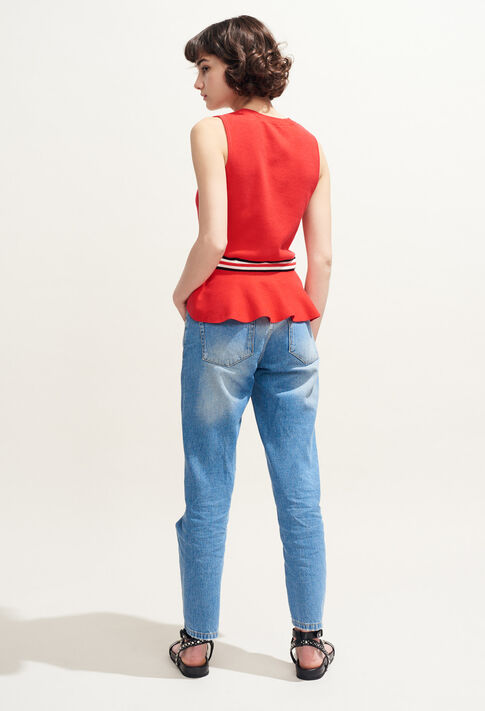 MARSA : Knitwear & Sweatshirts color Ecarlate