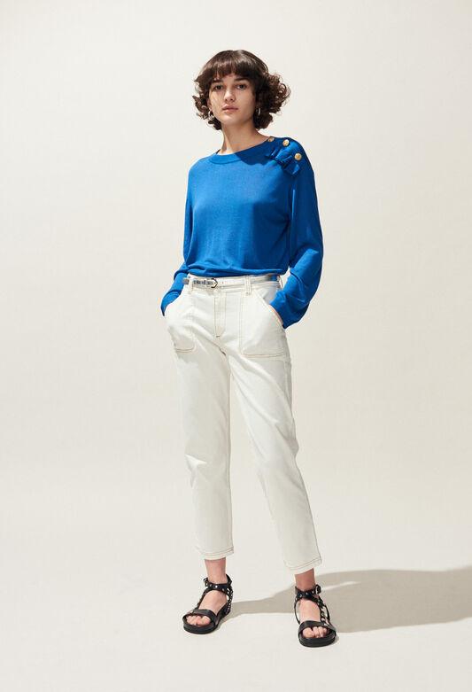 MALIGNE : Maille & Sweatshirts couleur D001