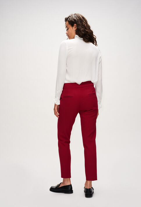 PHANPHANH19 : Jeans & Pants color CERISE