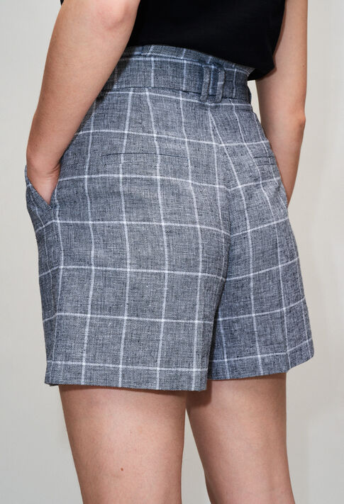 EDWARDBISH19 : Skirts & Shorts color GRIS MELANGE