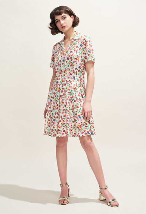 REED : Dresses color MULTICO