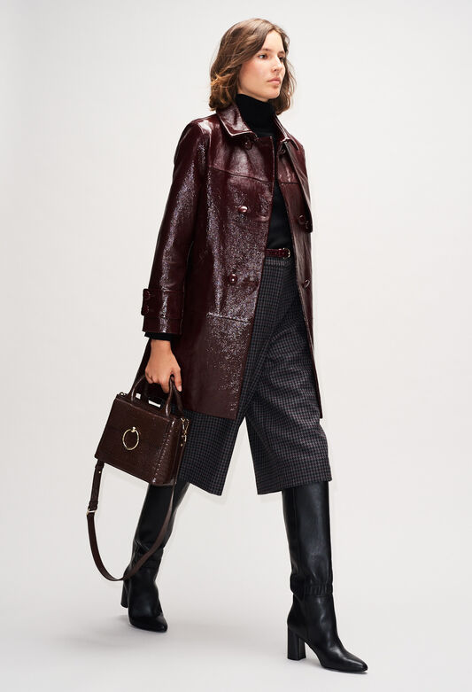 CADEH19 : Coats & Jackets color VELVET