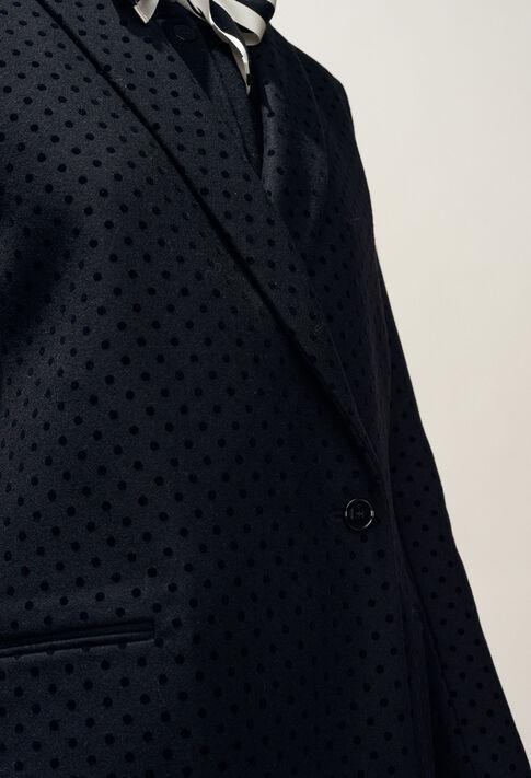 GOLD POIS : Coats & Jackets color Black