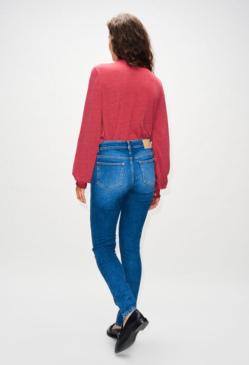 PYROSH19 : Jeans & Pants color JEAN