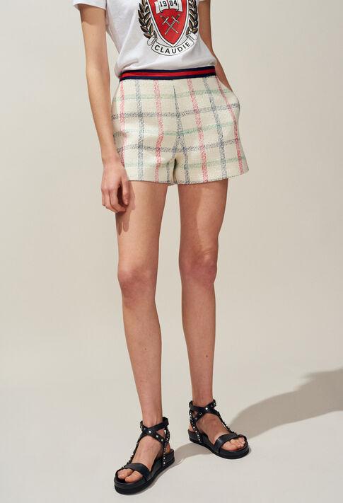 ELA : Jupes et Shorts couleur VANILLE