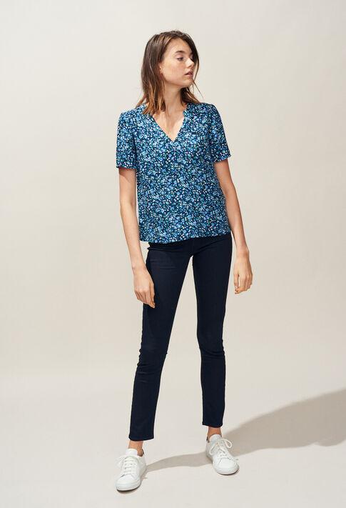 BOWLING : Tops & Shirts color Navy