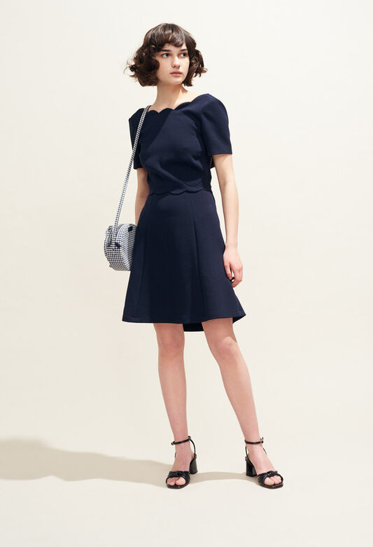REMI : Dresses color Navy