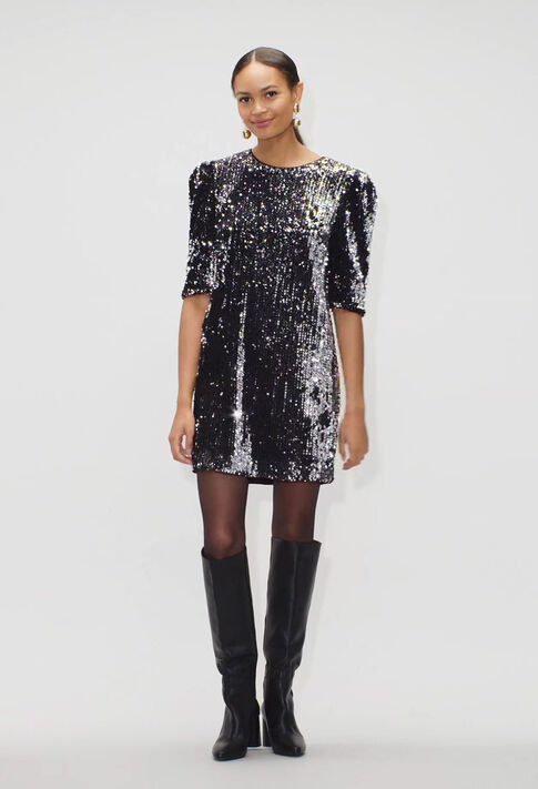 ROCHEH19 : Dresses color BLACK