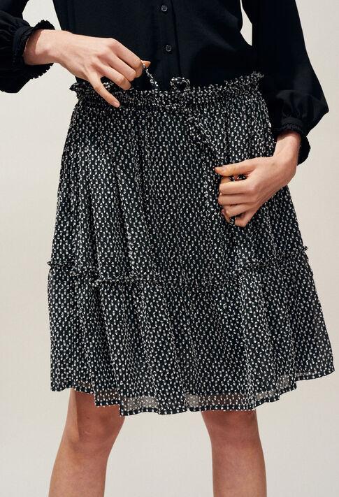 SHEHERAZADE : Jupes et Shorts couleur Noir