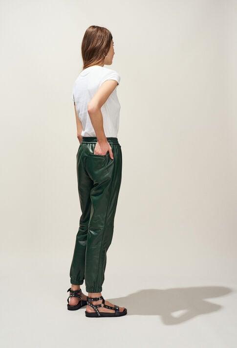 CANOPEE : Pantalons et Jeans couleur VERT IMPERIAL