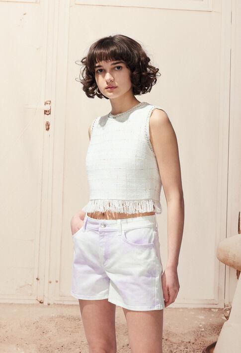 ELLIPSE : Jupes et Shorts couleur LILAS