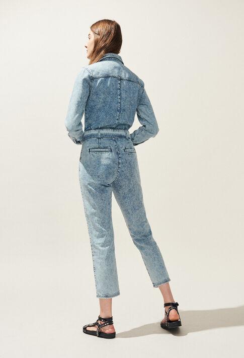 JACINTHY : -50% DE couleur Jean
