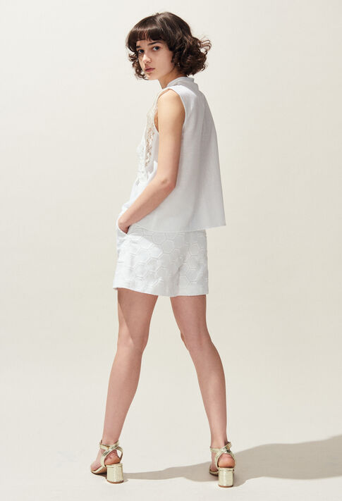 BINGO : Tops & Shirts color Ecru