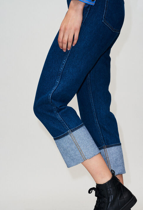 POPH19 : Jeans & Pants color JEAN
