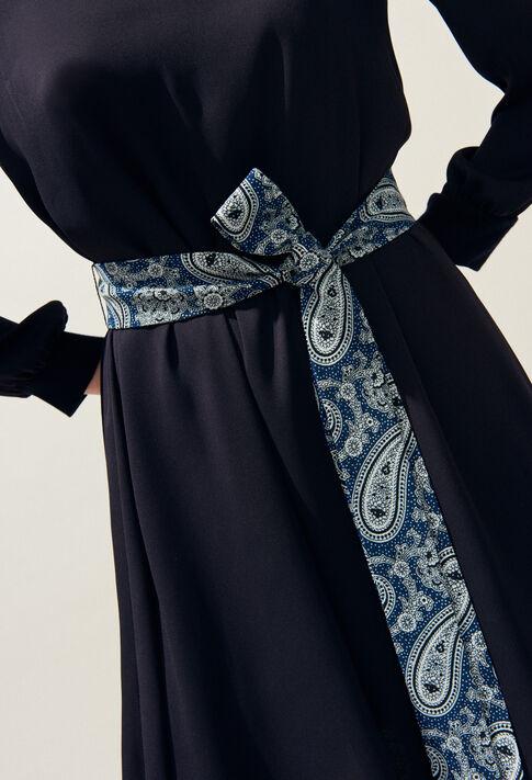 RAVAGEUSE : Robes couleur MARINE