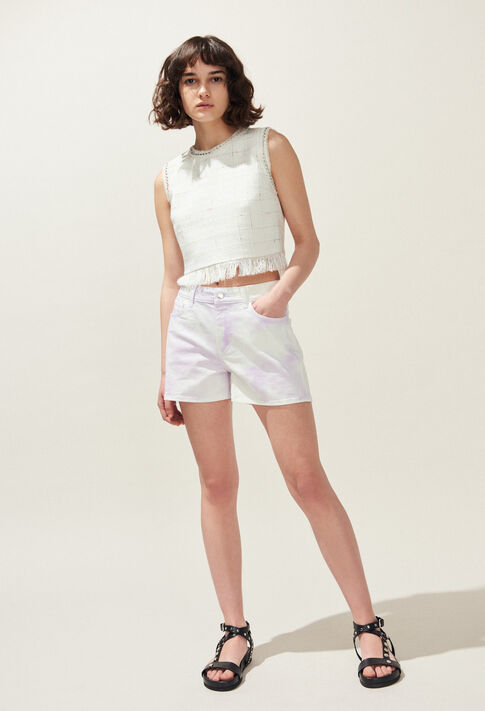 ELLIPSE : Jupes et Shorts couleur Lilas
