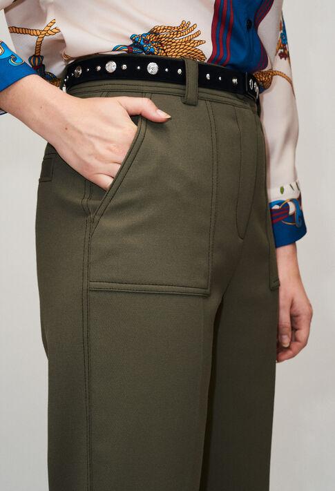 AVEGASSTUDSH19 : Belts color BLACK