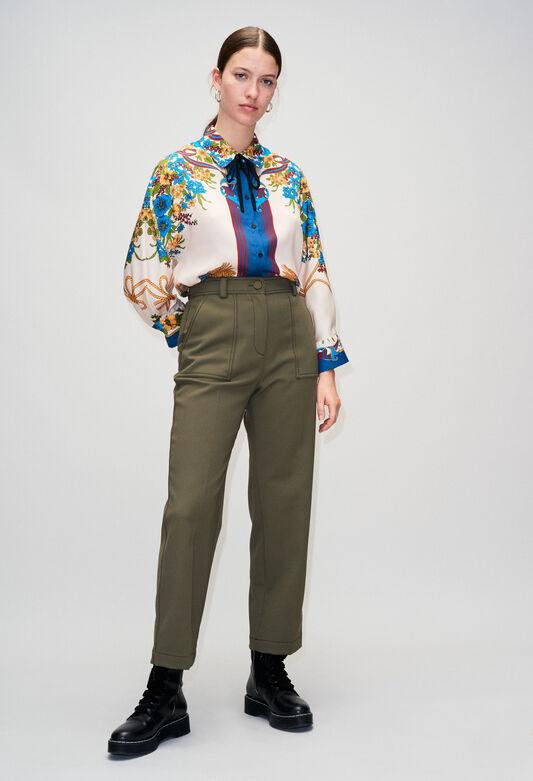 PABLITOH19 : Jeans & Pants color KHAKI