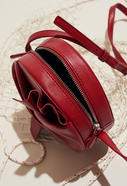 ALIX : Accessories color Cerise