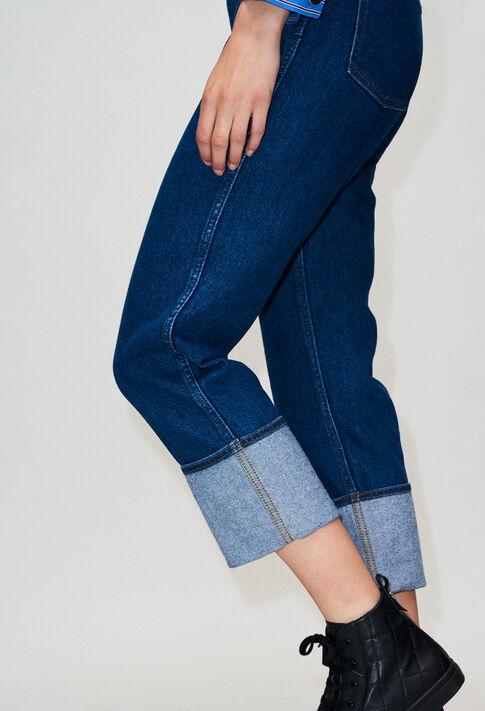POPH19 : Jeans & Pants color JEAN