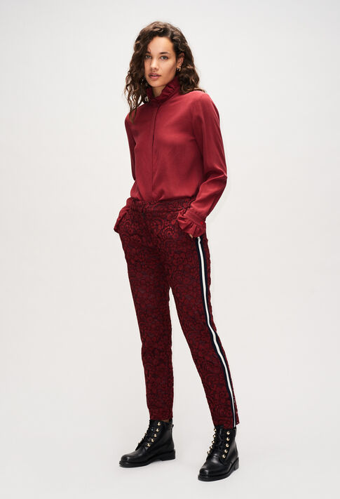 PARIDOH19 : Jeans & Pants color VELVET