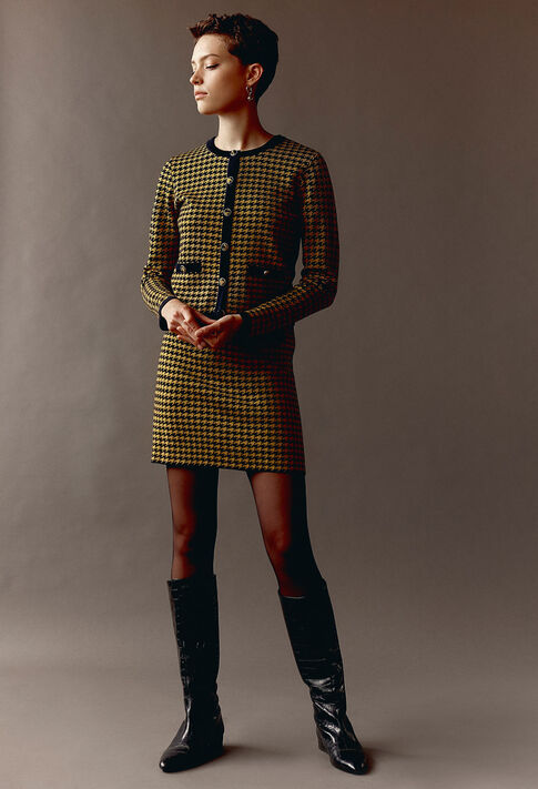 MAXYPUNKH19 : Knitwear & Cardigans color BICOLORE