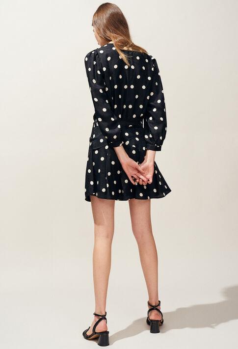 RAMIA : Dresses color Black