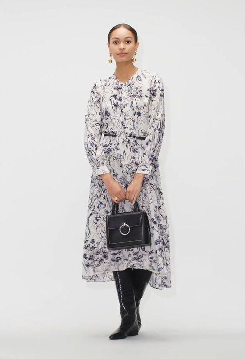 ROMINAH19 : Dresses color PRINT