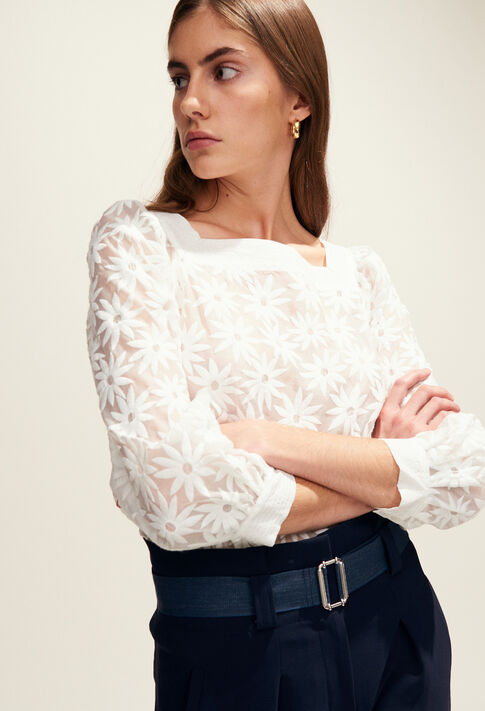 BANDOLEO : Tops & Shirts color White