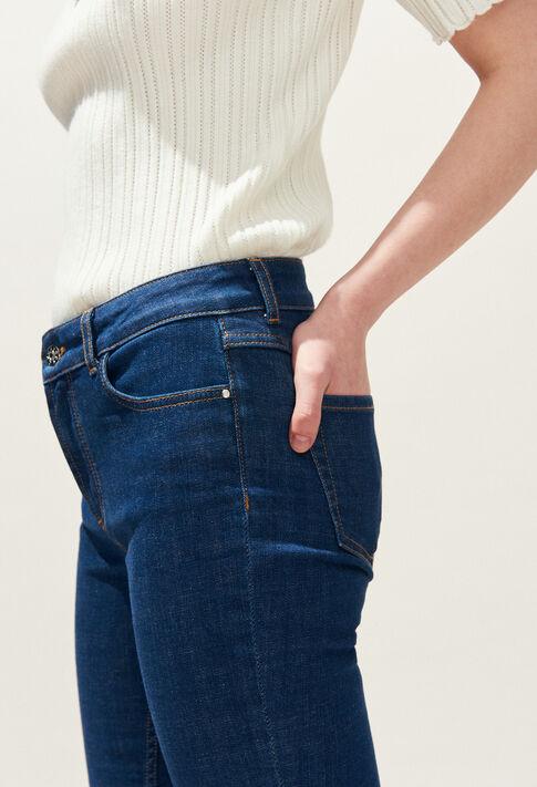 PATRICIA BIS : Jeans & Pants color Jean